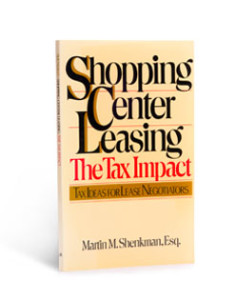 ShoppingCenterleasing